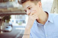 Gianluca Basso, an Italian young Model!