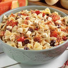 Bob Evans Copycat Recipes: Mediterranean Pasta Salad