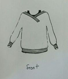퓨전한복스웨트셔츠