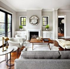 Its no wonder this chic living room from The Design Co, was your favorite this week on the CCC...