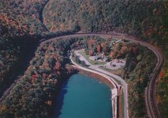 Horseshoe Curve.  If you grew up in the  Altoona  area, you know all about this place.