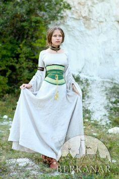 средневековый корсет-пояс