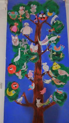 Madarak, fák napja 1. - május 10. - Napról napra óvoda