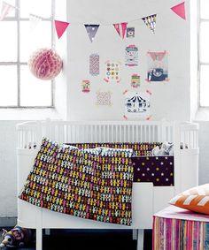 Kids room, Stoff och stil.