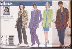 WOMENS SEWING PATTERN Butterick 5156 Delta Burke by retrochick66, $6.95
