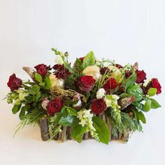 ⭐️⭐️⭐️⭐️⭐️ 5 star review: Stunning My friend was wowed by the arrangement and as usual very efficiently delivered. Best company in Cape Town for flowers. Green And Gold, Red Green, My Flower, Flowers, You Are The World, Christmas Treats, Beautiful Christmas, Cape Town, Dream Wedding