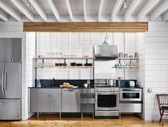 cocina diseñada por Rauser Design