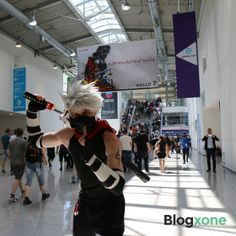 Cosplay Gamescom Blogxone