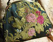 Chenille Carpet handbag