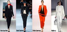 Trend Report: Women of Power   The Fashion Foot