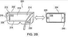 #Apple patentiert VR-Brille  (Bildquelle: Handelsblatt.com - US-Patent- und Markenamt)