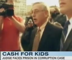 Common Pleas Judge Mark A. Ciaverella of Luzerne Co., Pa., in one of the more shameful displays of judicial digression, got lucrative kickbacks from private juvenile detention centers after sending scores of children there, some who should have not been incarcerated.