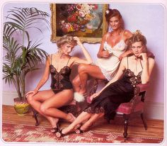 #1979VictoriasSecretCatalog - Real Ladies R Better Than Hand Made Ones!