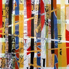 Show casing work by contemporary New Zealand artist Kym Burke. Create Collage, Collage Art, Cartography, Aerial Photography, Map Art, Atc, New Zealand, Abstract Art, Weaving
