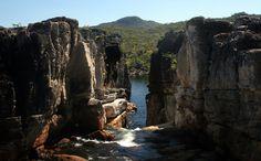 Parque Nacional da Chapada dos Veadeiros, um patrimônio natural mundial! © anapaulahrm