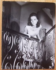 Natalie Wood  West Side Story(1961)Maria