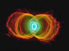 Nebulosa da Ampulheta... Bela!