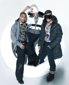 2012 Winter SNOW Fashion Shoot: Space Race. Photos by Jeff Olson / Styled by John Martinez #thesnowmag.com #snowmagazine