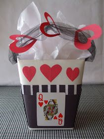 My Creative Stirrings: Alice in Wonderland Party Favors
