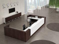 DMB, Design Mobilier Bureau, spécialiste des aménagements tertiaires à Marseille et Aix en Provence (Bouches du Rhône, 13) a sélectionné pour vous cette gamme de mobilier.Banque d'accueil Z2 Produc [...]