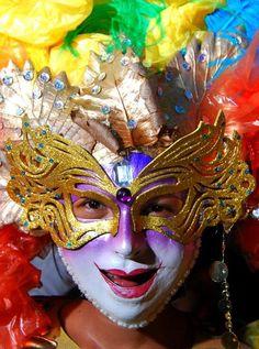 Masskara Festival of Bacolod City, Philippines Masskara Festival, Bacolod City, Picture Icon, Big Party, International Artist, Local Artists, Mask Making, Philippines, Masks