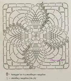 Crochet Table Runner Pattern, Crochet Motif Patterns, Crochet Squares, Crochet Art, Thread Crochet, Crochet Stitches, Crochet Pillow Cases, Pineapple Crochet, Hand Embroidery Tutorial