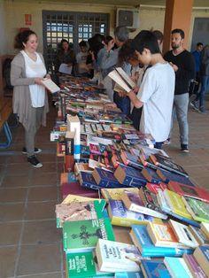 Biblioteca IES Profesor Tomás Hormigo. Library