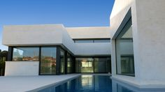 8th #PorcelanosaAwards Finalists: Reyes house, in completed projects #architecture #interiordesign #PremiosPorcelanosa