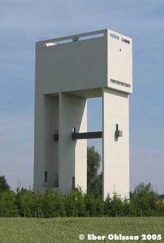 Skånska vattentornssällskapet - Eber Ohlsson - Scanian Water Tower Society/Ebers vattentorn 2007