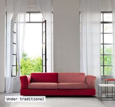 Doimo Salotti presenta Under 2.0 Sofa, Couch, Living Room, Handmade, Furniture, Design, Home Decor, Etsy, Painting