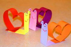 preschool valentine christian crafts - Google Search