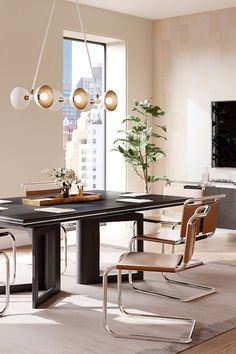 The MR Collection represents some of the earliest steel furniture designs by Mies van der Rohe. The frame material was inspired by fellow Bauhaus master Marcel Breuer, while the form is thought to be a modern derivative of 19th century iron rocking chairs. Modern Home Offices, Modern Office Design, Modern Desk, Steel Furniture, Framing Materials, Bauhaus, Side Chairs, Furniture Design, Marcel Breuer