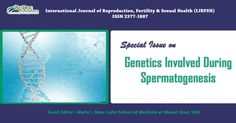 Reproduction, Fertility & Sexual Health - ‪SciDocPublishers‬ ‪‎SpecialIssue‬ topic: Genetics involved during spermatogenesis  Short Description: ‪Spermatogenesis‬ is a highly complex process involved in the transmission of ‪genetic‬ information from one generation to next generation.