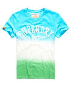 Superdry Camiseta Tie Dye Luxon