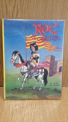 ROC EL CAVALLER. PEP MONYARCH. ED / VIRGILI I PAGÉS - 1988. TAPA DURA.