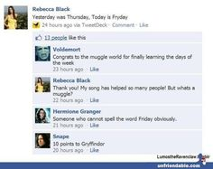 funny harry potter quotes | Harry Potter - Funny Quotes/Excerpts's Photos - :D | We Heart It