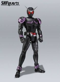 SHF Kamen Rider Joker/Considered the holy grail of the SH Figuarts figure line... I think mostly cos of its rarity. Joker was really cool in his show moments, but this design needs pre-knowledge of Double's concept for fullest appreciation