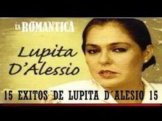 14410d7b1 15 Éxitos de Lupita Dalessio de LA ROMANTICA