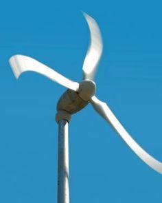 Southwest Windpower, skystream wind turbine