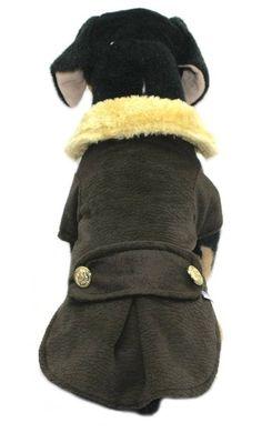 Roupa João Mascote Pet de Inverno para Cães
