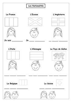 french pencil case items dans ma trousse worksheets french learn french french. Black Bedroom Furniture Sets. Home Design Ideas