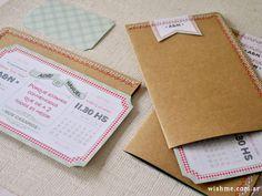 #custom #invitation #boda #wedding #stationery #eventoswish