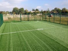 Synthetic Football Pitch 3G Carpet