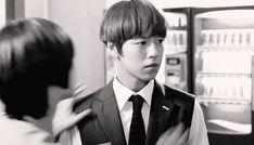 Hyun Woo in 'To The Beautiful You'... his reaction is priceless!!! too adorable!