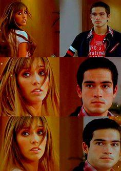 Siempre RBD ☮ - Mia  Miguel (Anahi  Alfonso Herrera) - Rebelde