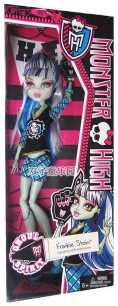 Monster High Ghoul Spirit Frankie Stein Doll Mattel Toys for Like the Monster High Ghoul Spirit Frankie Stein Doll Mattel Toys? New Monster High Dolls, Monster 2, Girl Toys Age 5, Toys For Girls, Lego Store, Toy Store, Beanie Boos, New Dolls, Toys Online