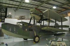 Supermarine Walrus, Fleet Air Arm Museum, via Flickr.