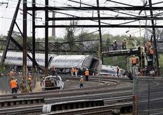Investigators: Train in deadly Philadelphia wreck was going 106 mph on May 12, 2015: http://www.uticaod.com/article/20150513/NEWS/150519694