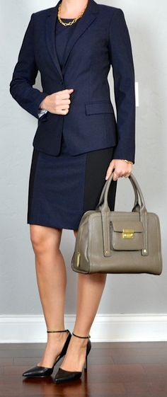 proffesional office dress,nice one !