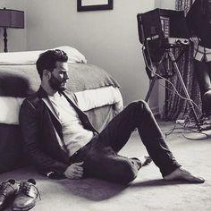 """ Jamie Dornan for Variety - new photos: X """